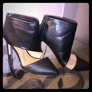 Just Fab Black Heels